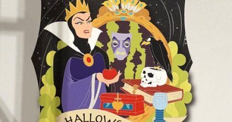 Evil Queen Halloween 2018 WDI Pin