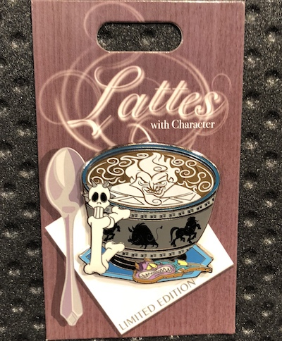 Hades Lattes with Character Pin