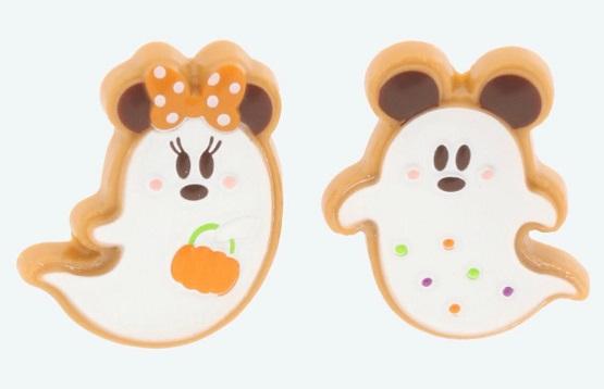Halloween Sweets Pins Tokyo Disneyland