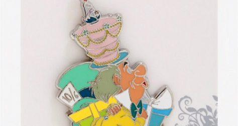 Happy Unbirthday Boxlunch Disney Pin