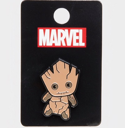 Hot Topic Baby Groot Pin