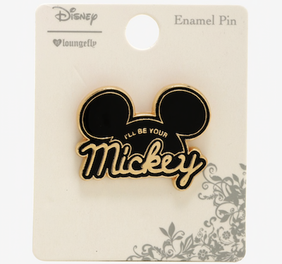 I'll Be Your Mickey Disney Pin - BoxLunch