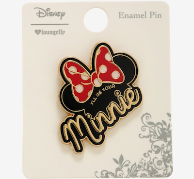 I'll Be Your Minnie Disney Pin - BoxLunch