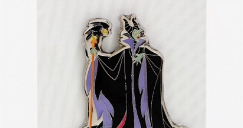 Maleficent Boxlunch Disney Pin