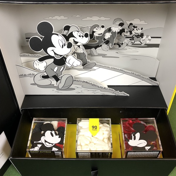 Mickey Mouse 90 Years Candy