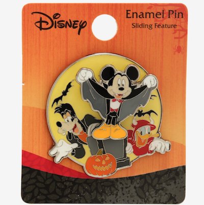 Mickey Mouse & Friends Halloween BoxLunch Disney Pin