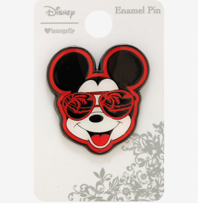 Mickey Mouse Glasses BoxLunch Disney Pin