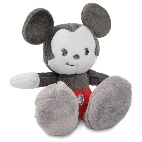 Mickey Mouse Limited Release Tiny Big Feet Plush