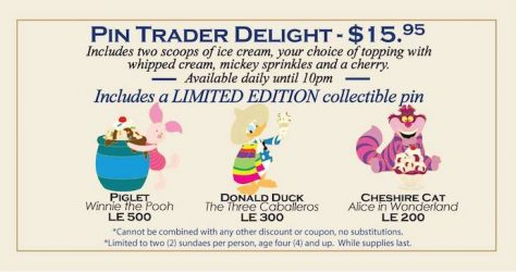 Pin Trader Delight – September 25, 2018