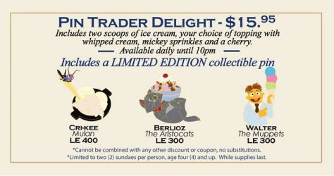 Pin Trader Delight – September 28, 2018