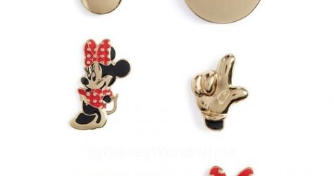 Primark Minnie Mouse Disney Pin Set