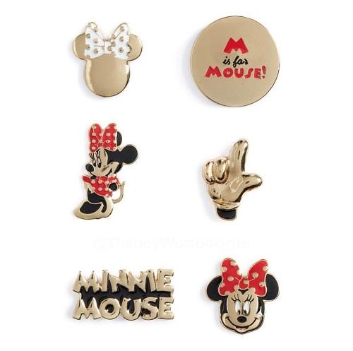 Primark Minnie Mouse Disney Pin Set