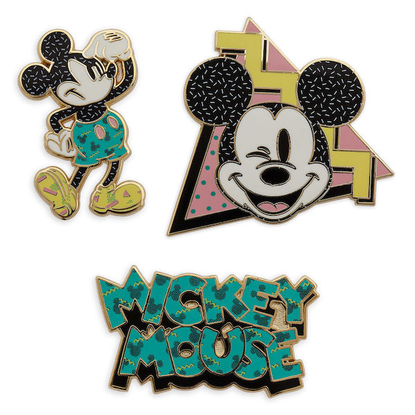September 2018 Mickey Mouse Memories Pin Set