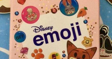Shanghai Disneyland Disney Emoji Mystery Box