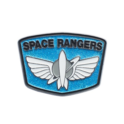 Space Rangers Cakeworthy Pin