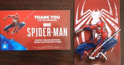 Spider-Man GWP Pin