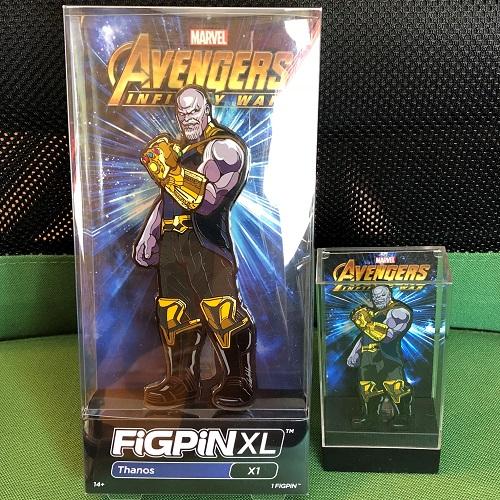 Thanos FiGPiN Comparison