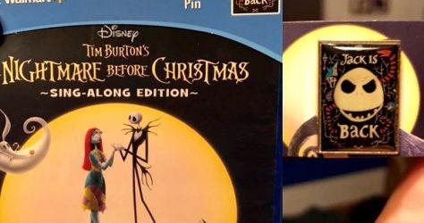 The Nightmare Before Christmas 25th Anniversary Blu-Ray
