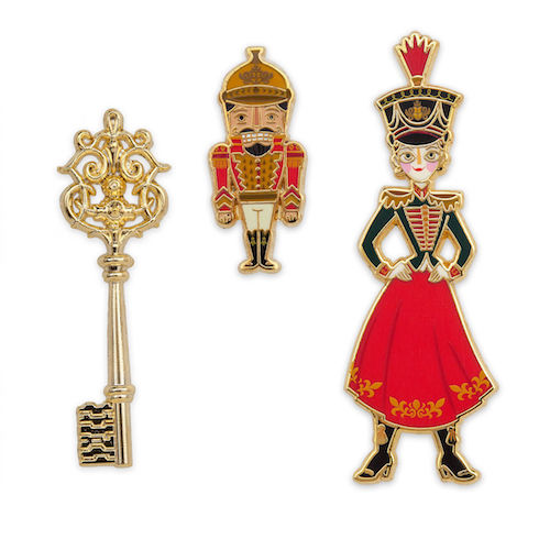 The Nutcracker and the Four Realms Limited Edition Pins - shopDisney