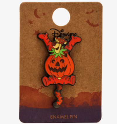 Tigger Pumpkin BoxLunch Pin