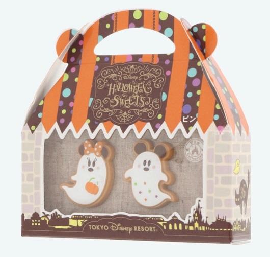 Toyko Disneyland Halloween Sweets Box Set