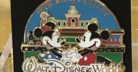 WDW 47th Anniversary Pin