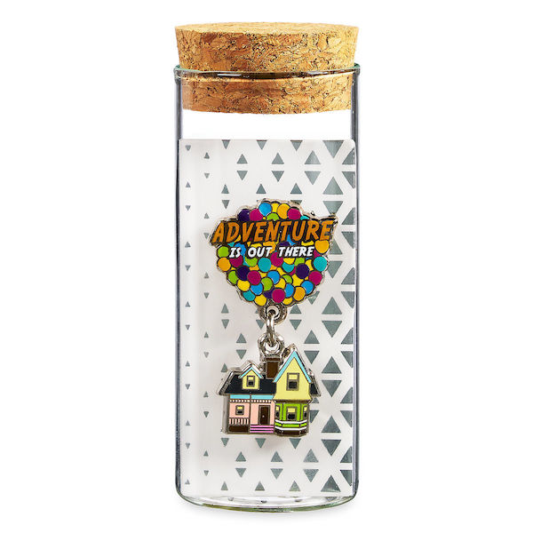 Adventure is Out There Pin - Glass Tube - shopDisney