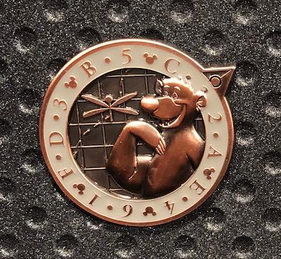 Baloo DAK PinQuest Pin