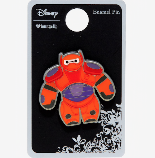 Baymax Mech Suit Pin – Hot Topic
