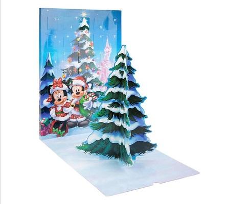 Disney Pin Advent Calendar