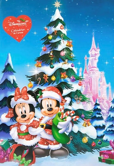 Disney Pin Advent Calendar - Disney Store UK