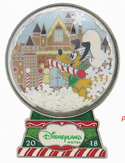Disneyland Hotel Gingerbread 2018 Pin