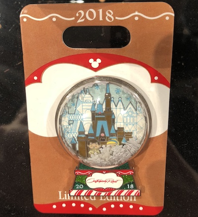 Disney's Contemporary Resort Gingerbread 2018 Pin