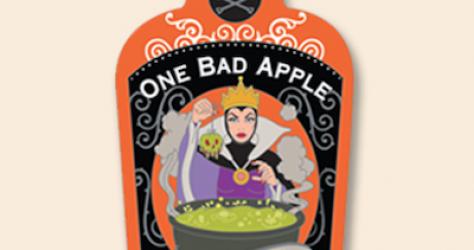 Evil Queen Halloween 2018 Cast Member Pin