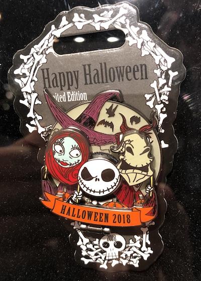 Halloween Day 2018 Disney Pin