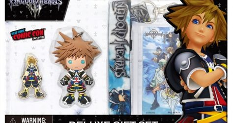 Kingdom Hearts Gift Set - NYCC 2018