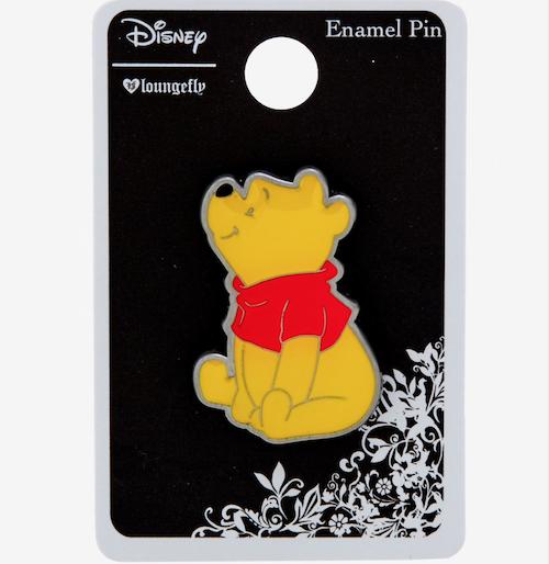 Loungefly Disney Winnie the Pooh Pin