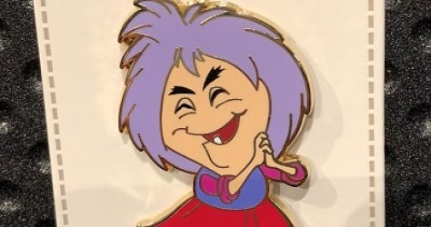 Madam Mim Villain Cutie Pin