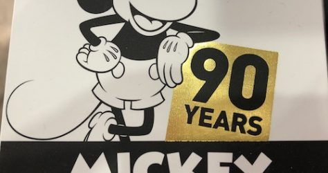 Mickey 90 Years Collectible Pin Sets at JCPenney