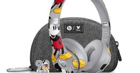 Mickey Mouse Beats Wireless Headphones