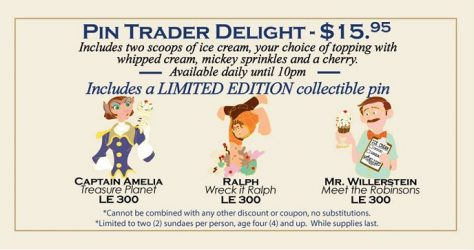 Pin Trader Delight – October 26, 2018