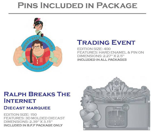 Pinsgiving Pin Trading Event Pins