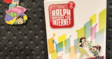 Ralph Breaks the Internet Mystery Pin Collection