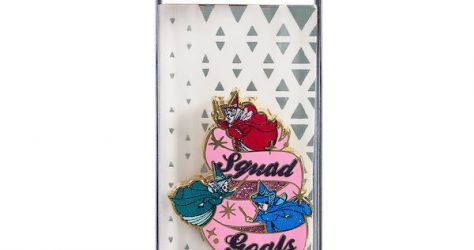 Sleeping Beauty Pin - Glass Tube - shopDisney