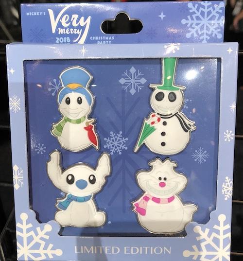 Snowman Box Pin Set - MVMCP 2018