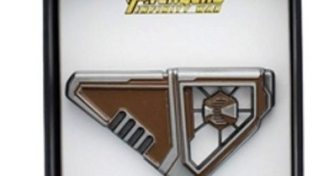 Star Lord Guardians Of The Galaxy NYCC Pin