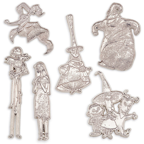 The Nightmare Before Christmas 25th Anniversary Mystery Pins - shopDisney