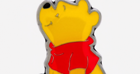 Winnie the Pooh Hot Topic Pin