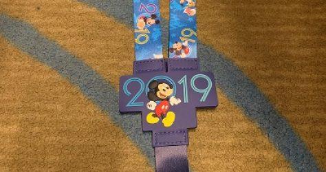 2019 Disney Parks Lanyard