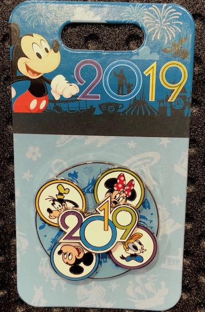 2019 Spinner Pin
